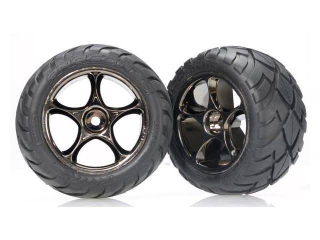 Traxxas 2478A Tires & Wheels Assembled Bandit Rear