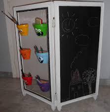 paravent chambre bébé petit paravent pour enfants avec tableau ardoise chambre d