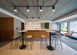 100 Exposed Ceiling Design ICE At Exchange Quay De 74 Oficinas