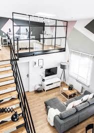 104 Interior Design Loft Apartment Features Modern Scandinavian With Industrial Twist Idesignarch Architecture Decorating Emagazine