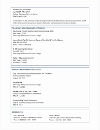 100 Extra Curricular Activities For Resume Cover Letter Curricular Awesome 24 How To Write