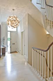 hallway light fixtures entry contemporary with white floor mail