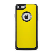 OtterBox muter iPhone 6 Case Skin Solid State Yellow by Solid