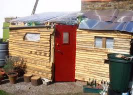 adventures in pallet shed building grow south