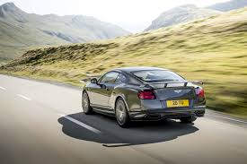 Bentley s Continental Supersports Will Be the Fastest Four Seater