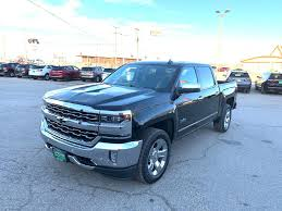 New 2018 Chevrolet Silverado 1500 From Your Burkburnett TX ...