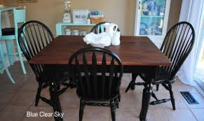 100 Dining Chairs Painted Wood Black En En Thing
