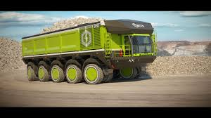 100 Mining Truck ETF The Largest Mining Trucks In The World Only Uses Batteries