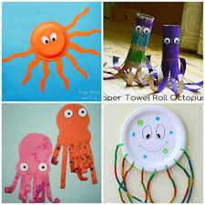I Hope After Browsing These Ideas You Get Some Inspiration For Crafting An Adorable Octopus With Your Kids