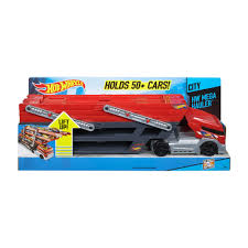 Hot Wheels Mega Hauler Truck - £24.00 - Hamleys For Toys And Games Hot Wheels Mega Hauler Truck Carry Case Toy Hot Wheels Truck New Look 2018 Monster Jam H J Batman Shop Cars Trucks Amazoncouk Toys Games Wheels Truck On Carousell Pop Culture 164 Scale Deadpool Food Walmartcom Your Way Online Shopping Earn Amazoncom Hw Offroad 112250 Baja Team Philippines Price List Scooter Colctible Jammystery Flk27 Crashin Big Rig Vehicle Transporter