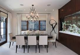 Magnificent Modern Classic Dining Room For Create Home Interior