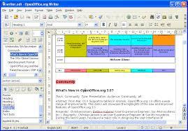Open fice free for Windows 8 windows 7 Windows XP
