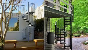 un escalier extérieur en kit comment faire le bon choix