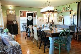 Country Chic Dining Room Ideas by Shabby Chic Dining Room Tables U2013 Excitingpictureuniverse Me