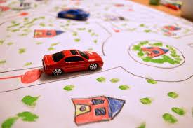tapis a faire soi meme tapis de jeu à faire soi même maman bricolage