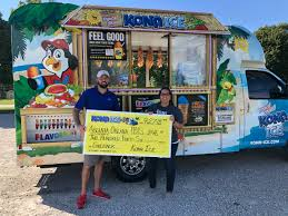 Kona Ice Champaign (@konachampaign) | Twitter Check Out Our Latest Editionthe Kona Kiosk It Does Everything Town Talk In Sign Warmer Weather Is On The Way Shaved Ice Chain Former Counselor And Husband Serve Up Smiles With In No Taxation Without Relaxation Ice To Host Fifth Annual These Franchisees Are Fire Not When Comes Philanthropy Franchisee Gears Expand His Business Jacksonville Slice Roscoe Township Franchise Owner Gives Back Community Kona Flyer Hetimpulsarco Own A Minnesota Prairie Roots Takes Over Arrowhead The Of Santa Bbara Food Trucks Roaming Hunger