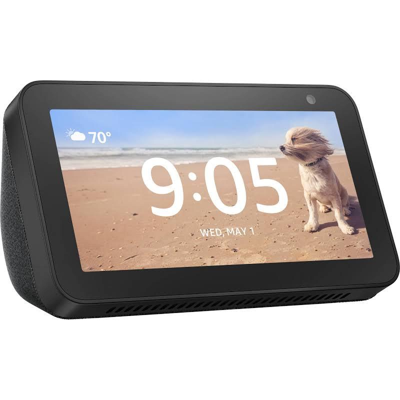 Amazon Echo Show 5 Smart Display, Charcoal