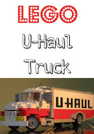 Lego U-Haul Truck | U-Haul And Self Storage | Pinterest | Lego, Lego ... Diy Moving Heavy Items With A Dolly Youtube Uhaul Ratchet Tiedown Convertible Hand Truck Quick Release Magna Cart Personal First 5x8 Trailer Loaded Up And Ready To Go Latest News Breaking Headlines Top Stories Photos Rug Storage Bag Large Rent Hinds Inventory On Equipment Moving Pads Appliance Dollies Hand Fniture