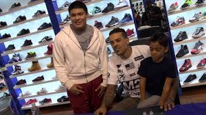 Matt Barnes Meet & Greet At Shiekh Shoes - YouTube Nba Finals Kicks Of The Night Bevel The Nbas Most Interesting Shoe Sizes Sole Collector Boston Celtics Gordon Hayward Suffers Fractured Ankle In Season Playoff Slamonline World Reacts To Reported Carmelo Anthony Trade Nbacom Shoes Each Star Is Wearing Cluding