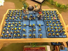 Ninja Themed Ogre Army Another Kingdoms Made Entirely Of Giant Rat Ogres Snake Surfing Skeletons An Entire Roman Legion Chaos Host