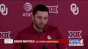 Mayfield Pumpkin Patch by Mayfield Sooners Can Still Make College Football Playoff Kfor Com