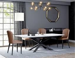 esszimmer design möbel stuhlgruppe tisch 4 lehn stühle 5 tlg set garnitur neu