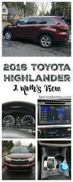 100 List Of Toyota Trucks 2016 Highlander A Moms View Dream List Pinterest