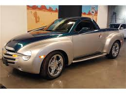 2006 Chevrolet SSR For Sale | ClassicCars.com | CC-1172917