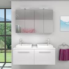 badmöbel set city 200 v1 hochglanz weiß badezimmermöbel waschtisch 120 cm nein ohne led beleuchtung