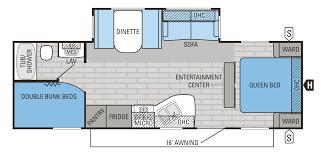 2004 Jayco 5th Wheel Floor Plans by 2016 Jay Flight Travel Trailer Floorplans U0026 Prices Jayco Inc