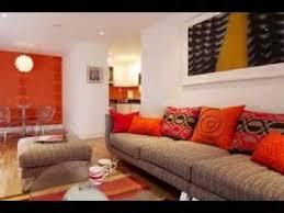 Amazing 24 Orange Living Room Ideas And Designs Wow Inside Decor