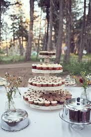 Woodsy Rustic Wedding Cupcakes