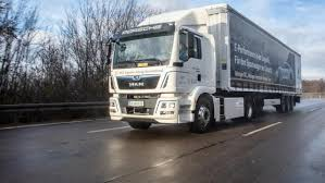 100 Porsche Truck MAN To Equip With Electric Truck Driving Pluginmagazinecom