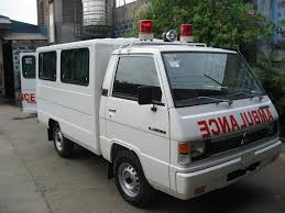 Home Products Ambulance Van Conversion