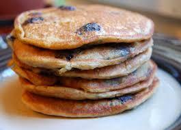 easy blueberry pancake recipe vegan livemybestlife