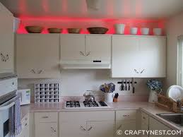 a splash of color with led lights a giveaway crafty nest