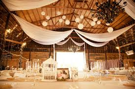 Image Of Rustic Wedding Table Decorations
