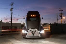 100 Best Semi Truck Thor S Could Cut In On Teslas In 2019