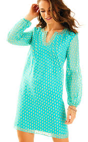 colby silk tunic dress lilly pulitzer new arrivals for women