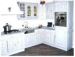 comment repeindre une cuisine comment moderniser une cuisine en chene cuisine en chene repeinte