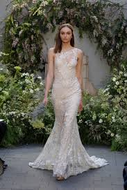 Whimsical and Dramatic Wedding Dresses from Monique Lhuillier Spring