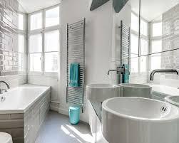 carrelage salle de bain metro salle de bain avec un carrelage métro photos et idées déco de