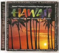 hawaii visitors and convention bureau hawaii cd s songs scenic dvd postcards sights sounds