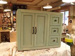 Unfinished Bathroom Wall Cabinets by How To Build A Bathroom Vanity Homemade Bathroom Cabinet Building