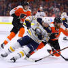 Sabres drop their sixth straight to the Flyers