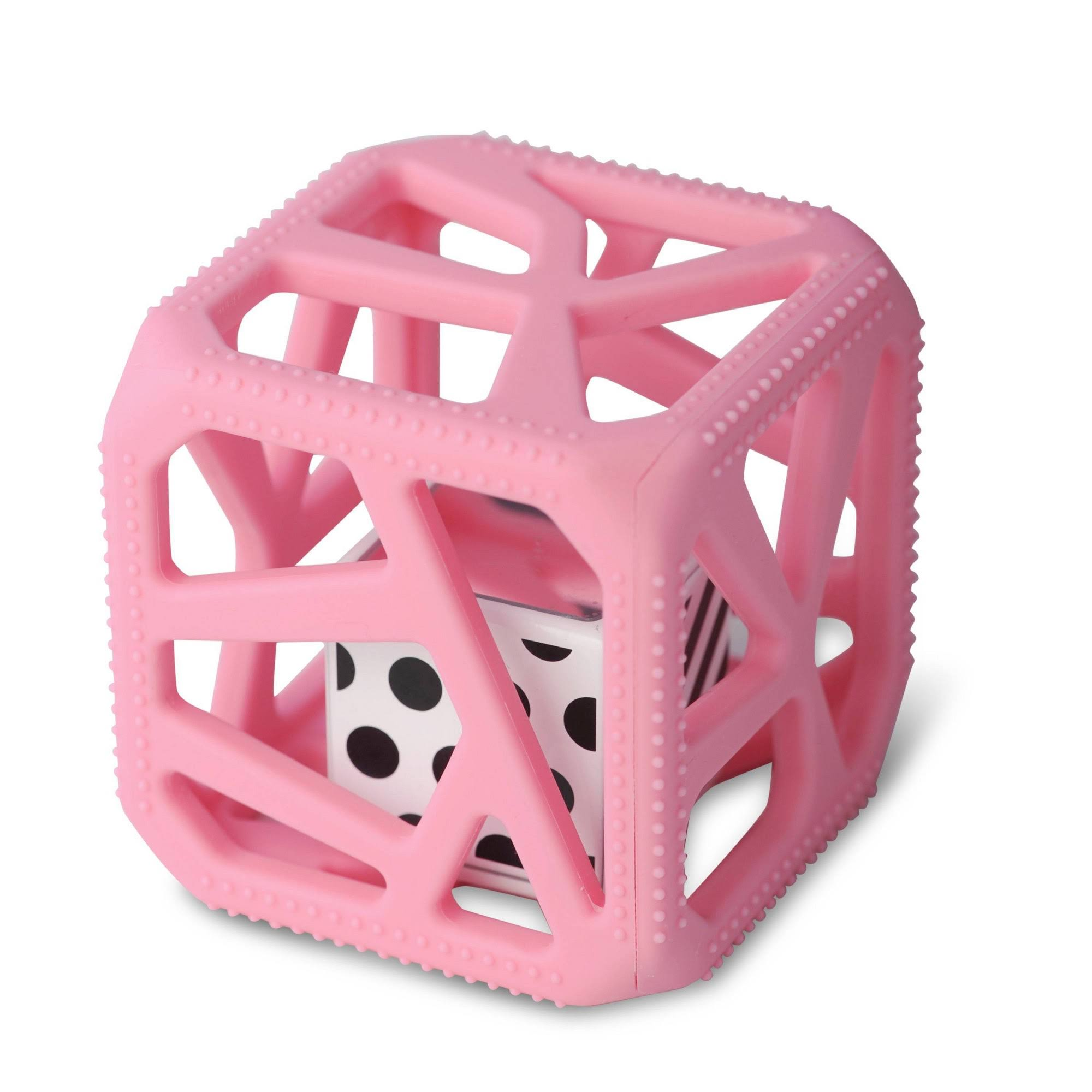 Malarkey Kids Chew Cube - Pink