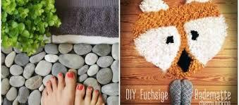 badvorleger selber machen 6 coole ideen für badematten