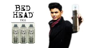 Bed Head Masterpiece Hairspray by Bed Head Hard Head Hair Spray Review Tigi Strong Hold