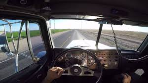 100 Duel Truck Driver Peterbilt 379 Western Commodity Express POV YouTube