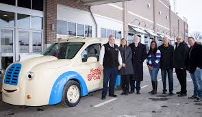 The Salvation Army Unveils Custom Jr. Bed & Bread Truck - Eastern ...